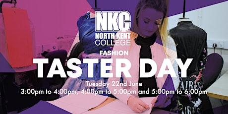 Taster Day -  Fashion tickets