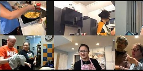 Zoom Cooking - Simple Malaysian Cooking tickets
