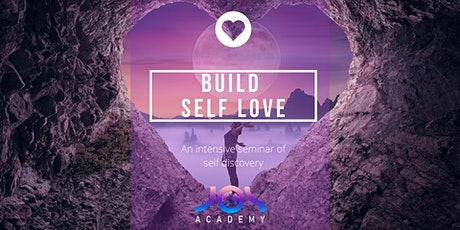 How to Build Self Love tickets