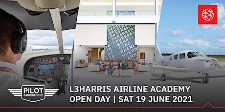 L3HARRIS EUROPEAN AIRLINE ACADEMY OPEN DAY tickets