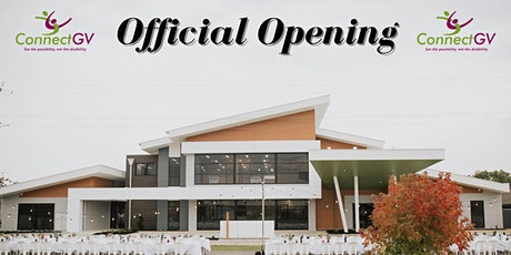 ConnectGV New Building Official Opening tickets