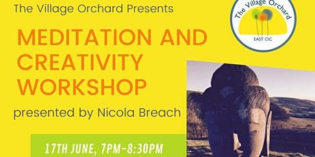 Meditation and Creativity Workshop tickets