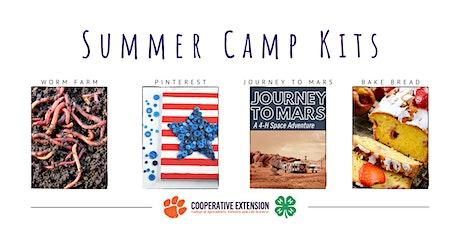Cherokee & Spartanburg Counties Summer Camp Kits tickets