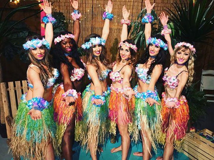 Luau - Coming out of Covid image