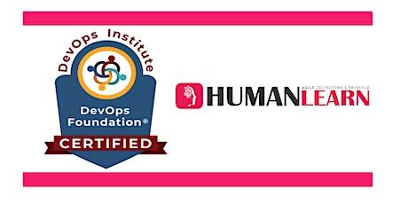 Formation DevOps Fondation / DevOps Foundation  training tickets