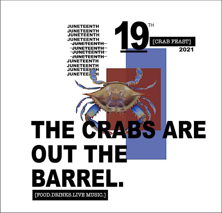 Juneteenth Crab Feast & Celebration image