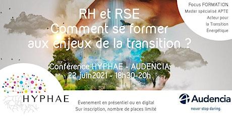 RH / RSE - Comment se former aux enjeux de la transition ? billets