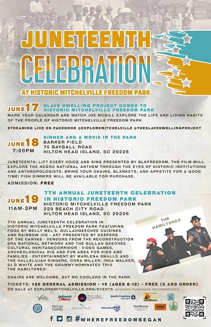 Juneteenth Celebration on Hilton Head image