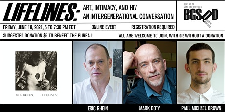 LIFELINES: Art, Intimacy, and HIV—an Intergenerational Conversation tickets
