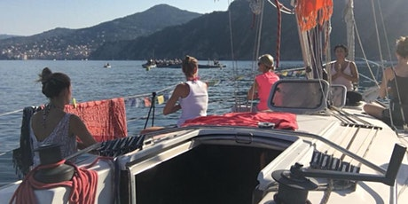 Weekend Yoga in barca a vela biglietti