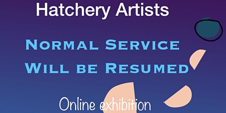 Hatchery Artists at Dragonfly Gallery - CILIP Virtual Visit to Exhibition tickets