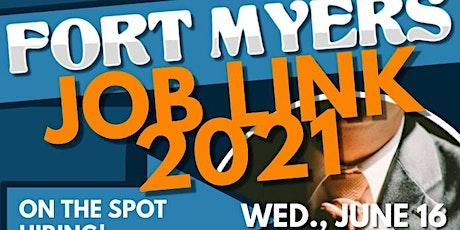 FORT MYERS / NAPLES / VENICE JOB FAIR - FLORIDA JOBLINK LIVE HIRING EVENT tickets