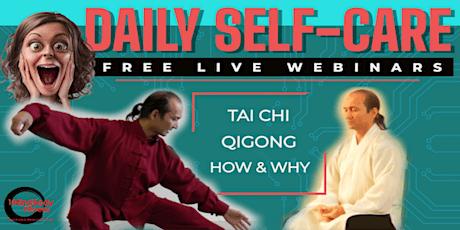 Intro To Cosmic Qigong Healing & Nourishing Life tickets