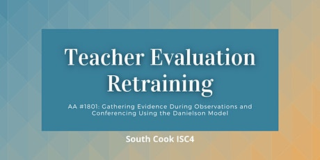 ONLINE AA#1801: Gathering Evidence During Observations and Confe... (06920) tickets