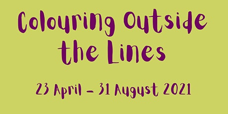 Colouring outside the lines – virtual art exhibition guided tour tickets