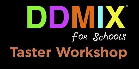 DDMIX for Schools: Taster Workshop tickets