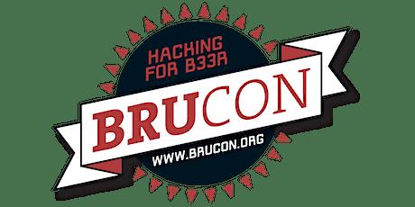 BruCON 0x0D tickets