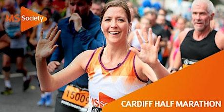 Cardiff Half Marathon 2021, MS Society Cheering Squad tickets