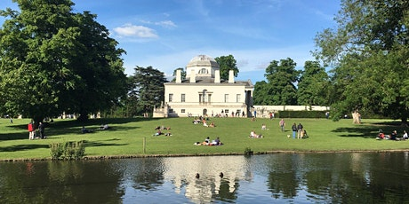 Walking tour in Chiswick House Gardens with qualified guide/historian tickets