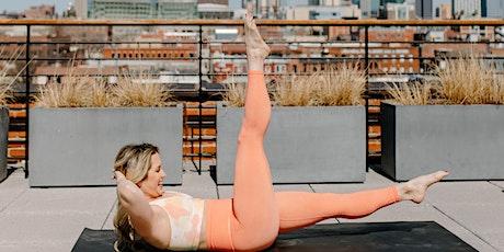 Crossroads Hotel: Rooftop Pilates  Summer Series tickets