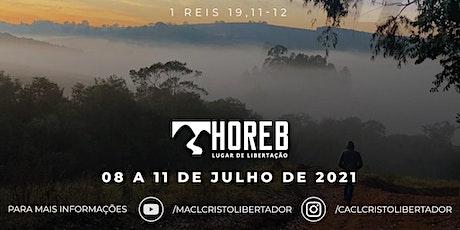 Horeb // Vocacional 2021 ingressos