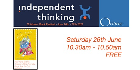 The Independent Thinking Children's Book Festival with David Anderson tickets