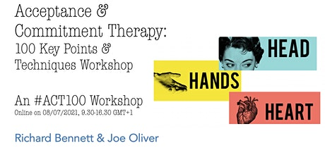 Acceptance & Commitment Therapy: 100 Key Points and Techniques Workshop tickets
