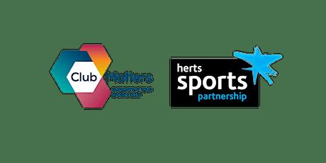 Leadership Teams - Club Matters Workshop tickets