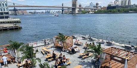 TUESDAYS: HAPPY HOUR & SUNSETS @ WATERMARK BEACH - PIER 15 NYC tickets