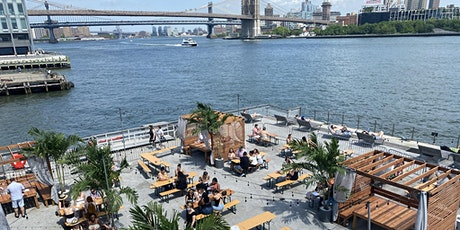 WEDNESDAYS: HAPPY HOUR & SUNSETS @ WATERMARK BEACH - PIER 15 NYC tickets