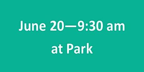 Sunday Worship  Service - June20, 2021 tickets