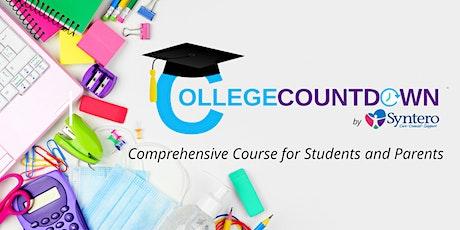 CollegeCountdown:  Preparing for Long-term Success tickets