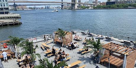 THURSDAYS: HAPPY HOUR & SUNSET VIBES @ WATERMARK BEACH NYC tickets