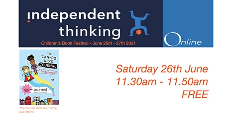 The Independent Thinking Children's Book Festival with Sue Atkins tickets