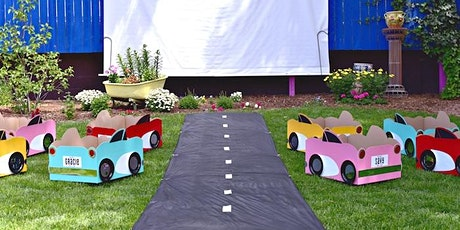 Kids' Car Show & Drive-In Movie Night tickets