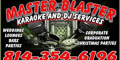 Live Music: Master Blaster 6:30 - 9:30 tickets