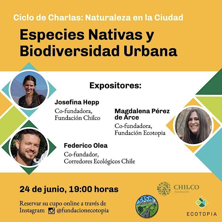 Imagen de Especies Nativas y Biodiversidad Urbana