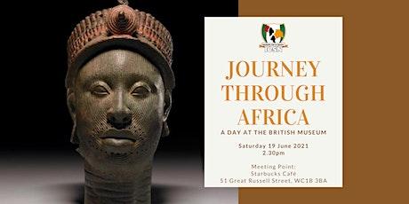 ICSN Museum Trip: Journey Through Africa tickets