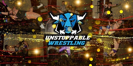 LIVE Pro Wrestling in Padiham - Roaring Back tickets