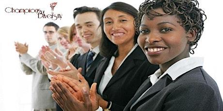 San Antonio Champions of Diversity CareerTown.net Virtual Job Fair tickets