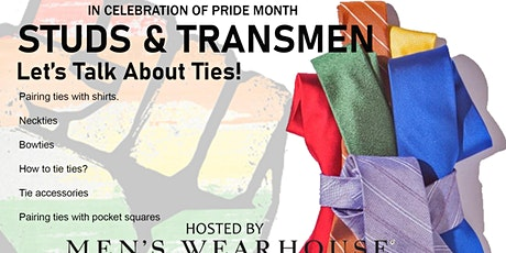 Men's Warehouse - Let's Talk About Ties tickets