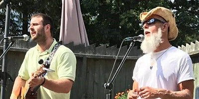 LIVE MUSIC- Bad Hat Daddy O's 6:30-9:30 PM