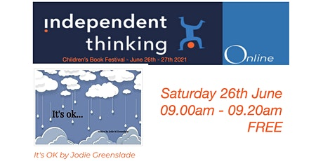 The Independent Thinking Children's Book Festival with Jodie Greenslade tickets