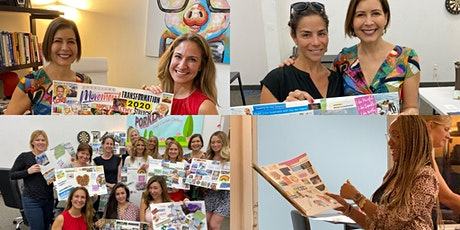 Vision Board Workshop with Julia Pimsleur (in person) tickets