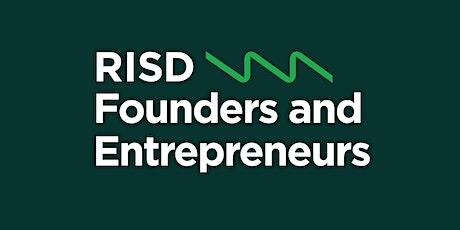 RISD Alumni Founders + Entrepreneurs Virtual Happy Hour tickets