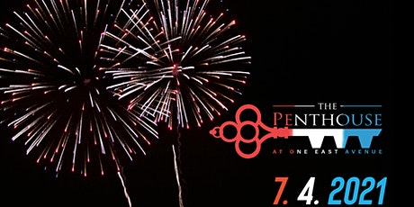 The Penthouse Presents:  Yankee Doodle Silent Disco tickets