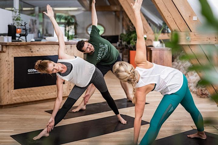 Piyoma Trainertag #strongtogether: Bild