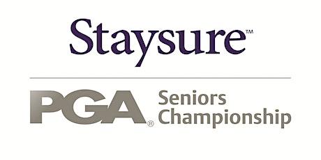 STAYSURE PGA SENIORS CHAMPIONSHIP 2021 tickets