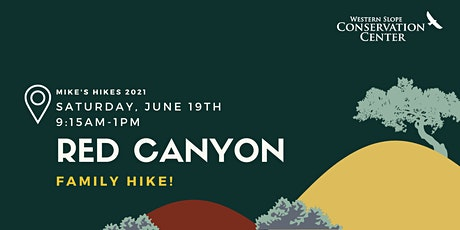 Mikes Hikes Wild: Family Hike to Red Canyon with Julie Sapena tickets