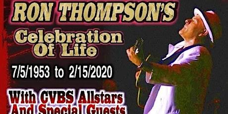 Ron Thompson's Celebration of Life tickets